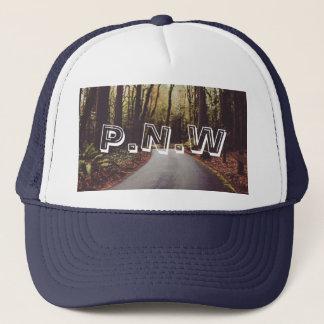 P.N.W trucker hat