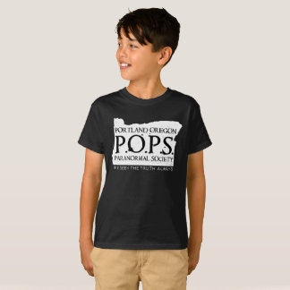 P.O.P.S. Childrens T-Shirt
