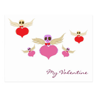 P O S H Ink s Valentine Gifts Postcards