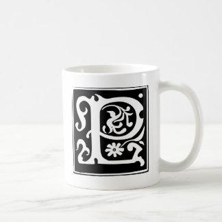P-P letter Proud of your success Mug