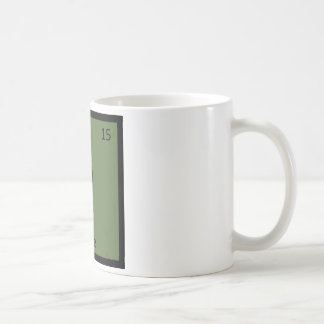 P - Pickle.png Coffee Mug