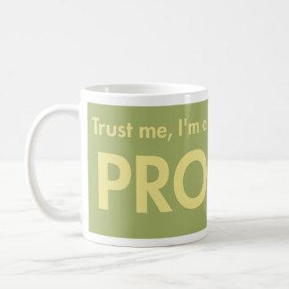 P.R.O Mug