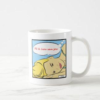 P.S Ik hou van jou Mug