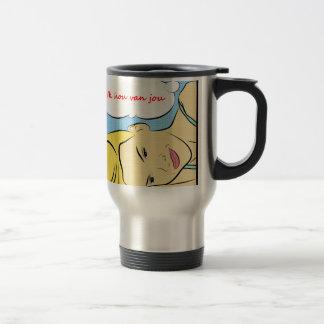P.S Ik hou van jou Stainless Steel Travel Mug