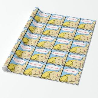 P.S Ik hou van jou Wrapping Paper