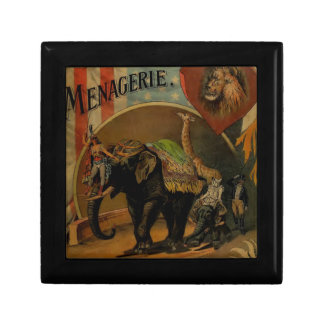 P.T. Barnum's menagerie Gift Box