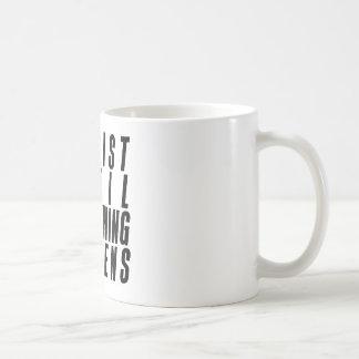 P U S H COFFEE MUG