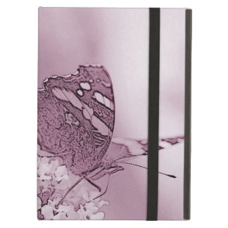 © P Wherrell Contemporary butterfly on buddleia iPad Air Cover