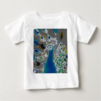 © P Wherrell Contemporary impressionist peacock Tee Shirts