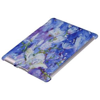 © P Wherrell Contemporary magnolia fine art iPad Case