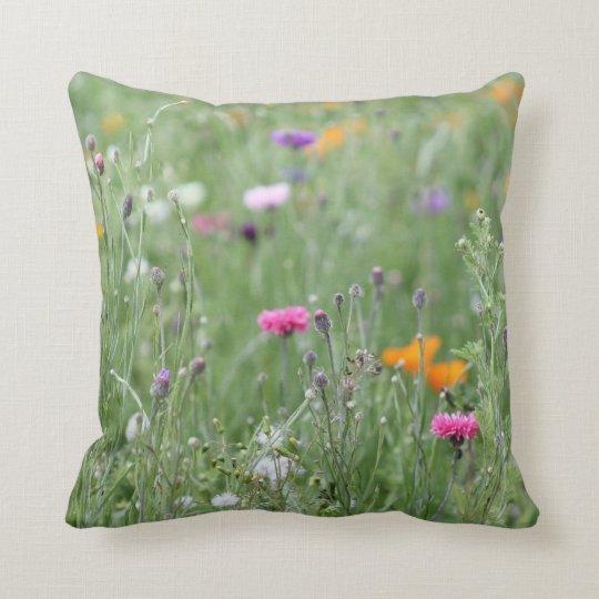 © P Wherrell Pretty wild flower meadow field