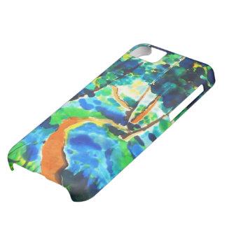 © P Wherrell Winding path woods silk painting iPhone 5C Case