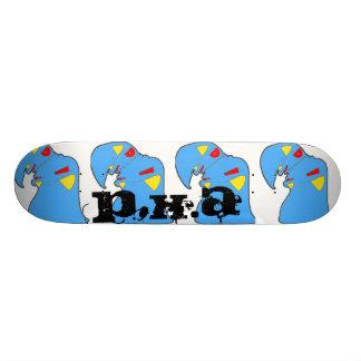P.X.A Ghosts oooooh o.O Skate Boards