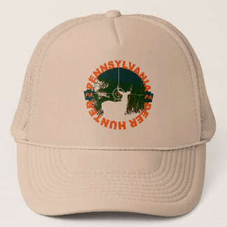 PA Deer Hunter Hat