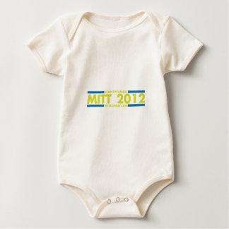PA-FOR-MITT BABY BODYSUIT
