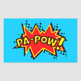 Pa-Pow! Stickers