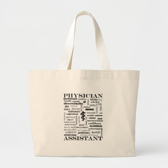 PA Tall Design Canvas Bag