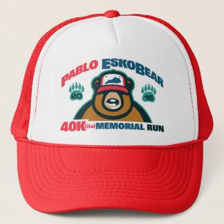 Pablo EskoBear 40Kilo 2016 Trucker Hat