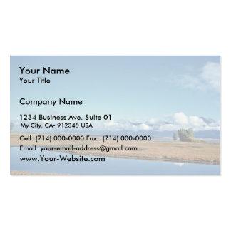 Pablo National Wildlife Refuge Business Card Template