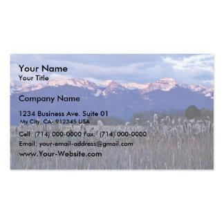 Pablo National Wildlife Refuge Business Card