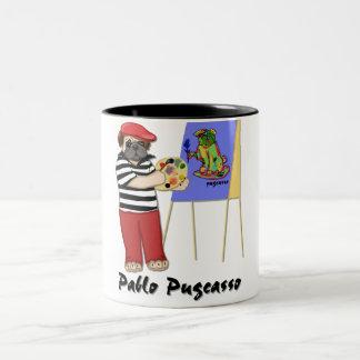 Pablo Pugcasso Mugs