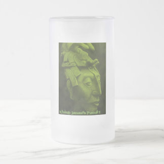PACAL FROSTED GLASS MUG
