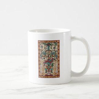 Pacal's Tomb Coffee Mug