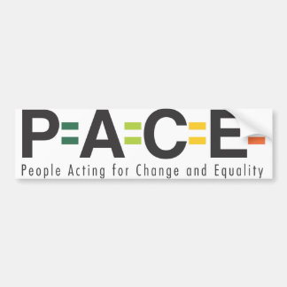 PACE Louisiana Bumper Sticker