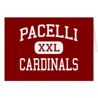 Pacelli - Cardinals - High - Stevens Point Cards