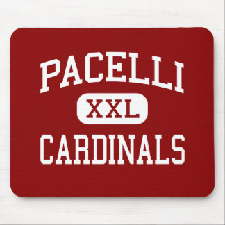 Pacelli - Cardinals - High - Stevens Point Mouse Mats