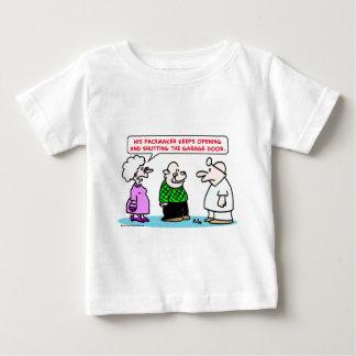 pacemaker garage door open shut baby T-Shirt