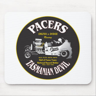 Pacers Auto Mousepad