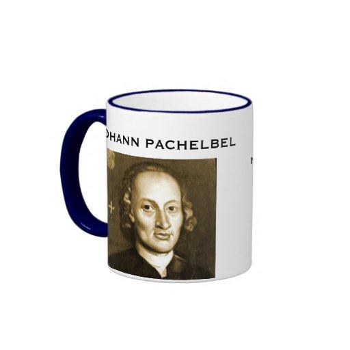 Pachelbel Mug