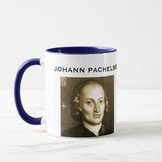 Pachelbel Portrait Mug
