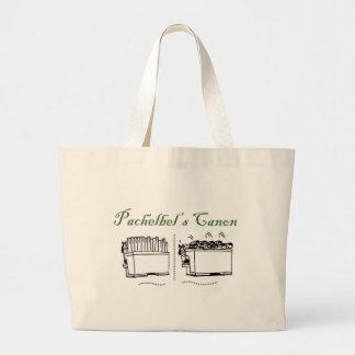 Pachelbel's Canon Tote Bags