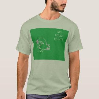 pachycephalosaurus has a headache T-Shirt