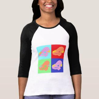 Pachycephalosaurus multi-pane T-Shirt