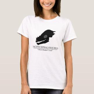 Pachycephalosaurus Skull T-Shirt