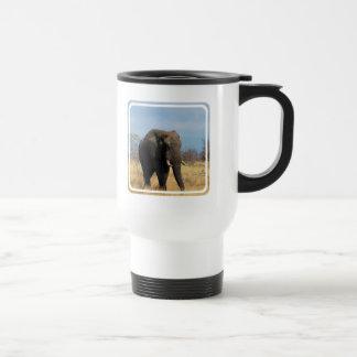 Pachyderm Plastic Travel Mug
