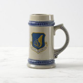 Pacific Air Forces Insignia Beer Steins