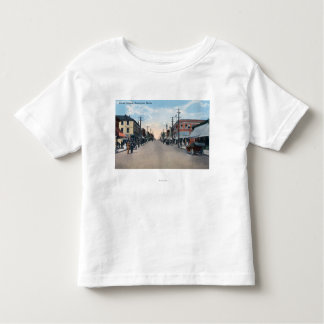 Pacific Avenue View Tee Shirts