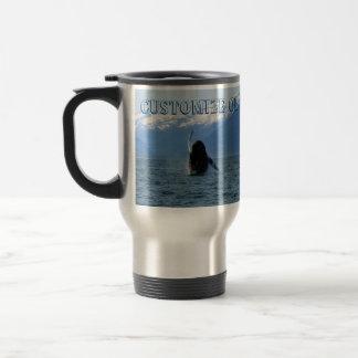 Pacific Ballet; Customizable Stainless Steel Travel Mug