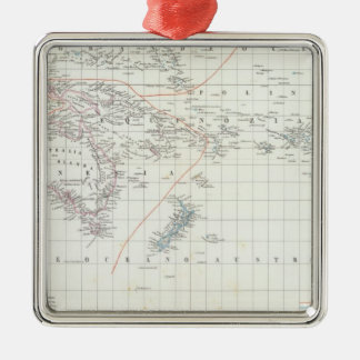 Pacific Christmas Ornament