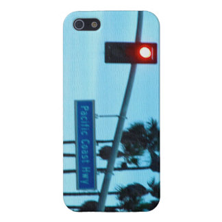 Pacific Coast Highway 1 Sign California Beach Sky iPhone 5 Covers