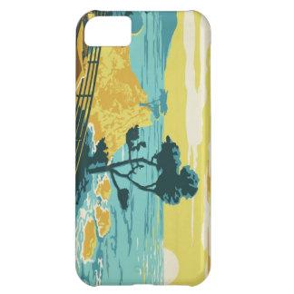 Pacific Coast Highway iPhone 5C Case