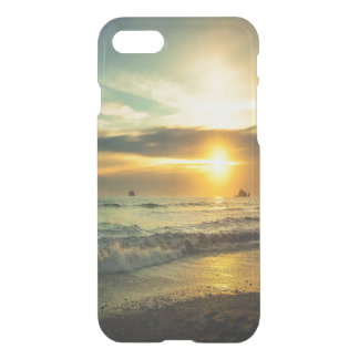 Pacific Coast Sunset iPhone 7 Case