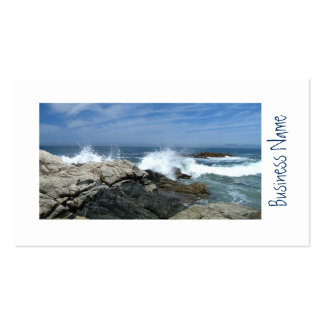 Pacific Crashing In Pack Of Standard Business Cards