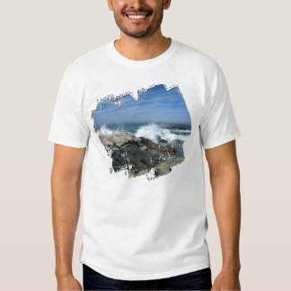 Pacific Crashing In T Shirts