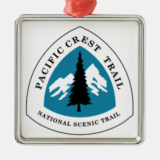 Pacific Crest Trail Christmas Ornament