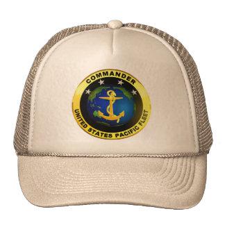 Pacific Fleet Commander Cap